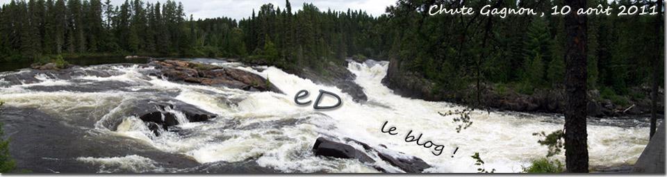 eD : le blog !
